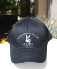 Police Department K-9 Cap