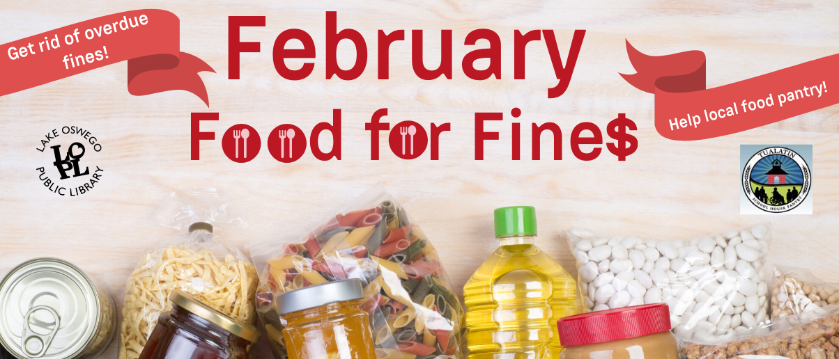 February Food for Fines 2020