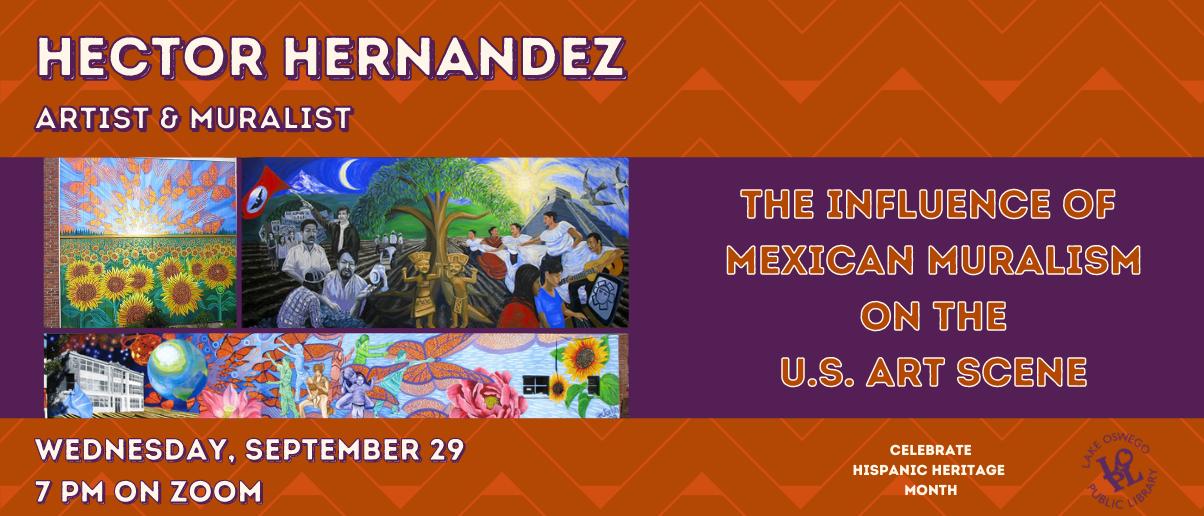 Hector Hernandez Artist and Muralist