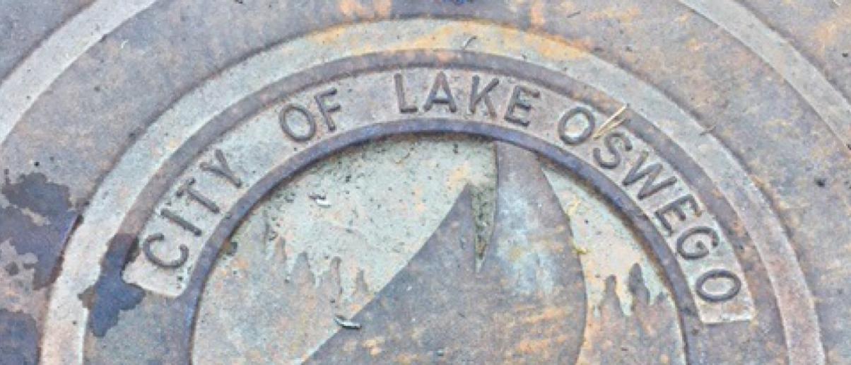 Sewer City Of Lake Oswego