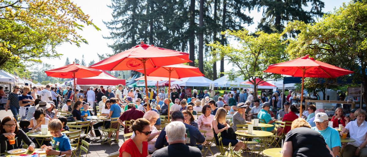 Lake Oswego Farmers Market | A Greener World