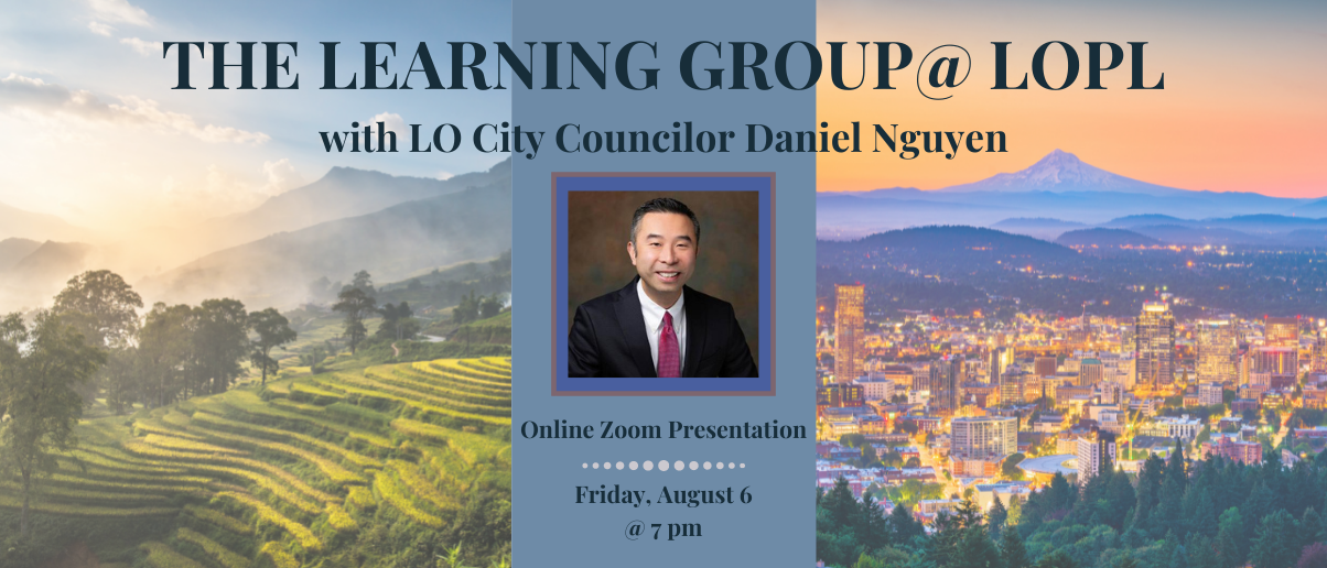 Learning Group August 6, 2021