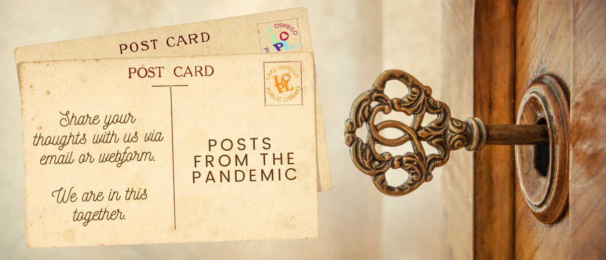 Pandemic posts banner