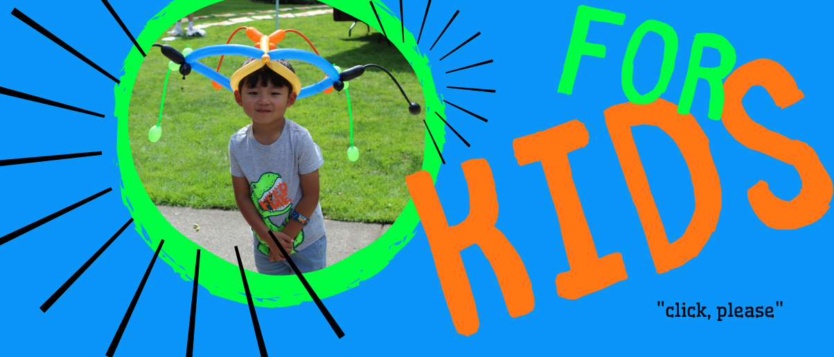 kids page banner