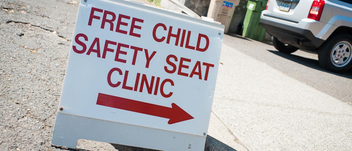 Child Safety Seat Clinic City Of Lake Oswego