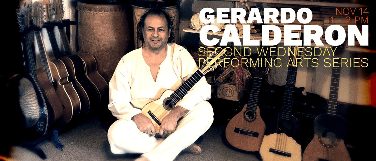Gerardo Calderon