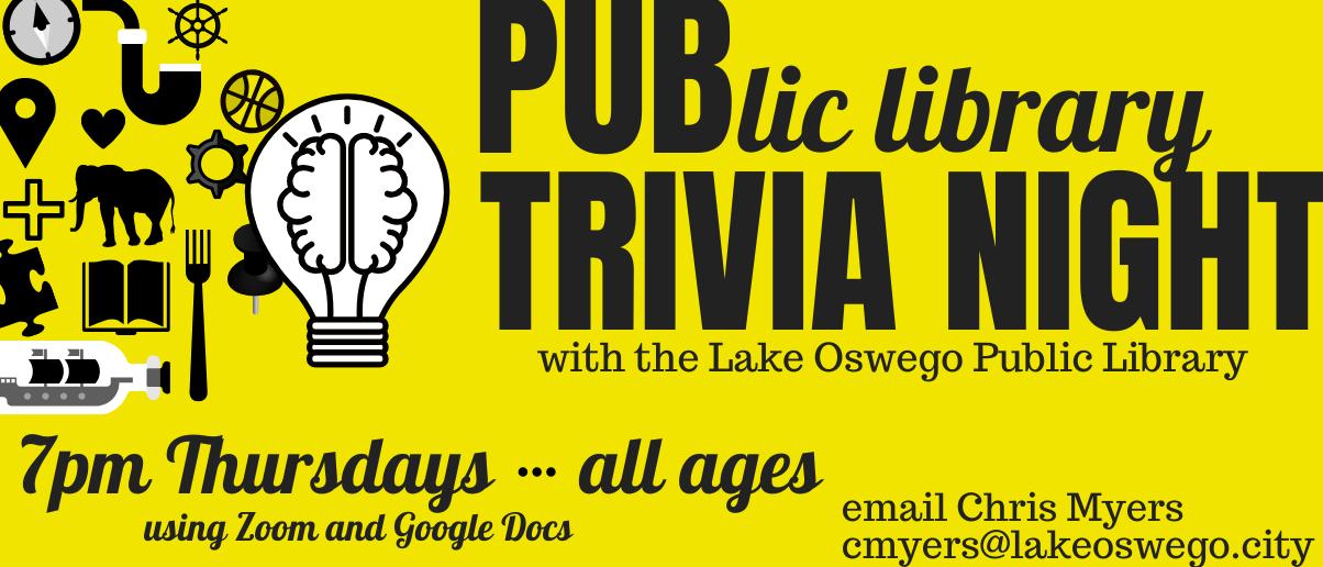 Public library trivia