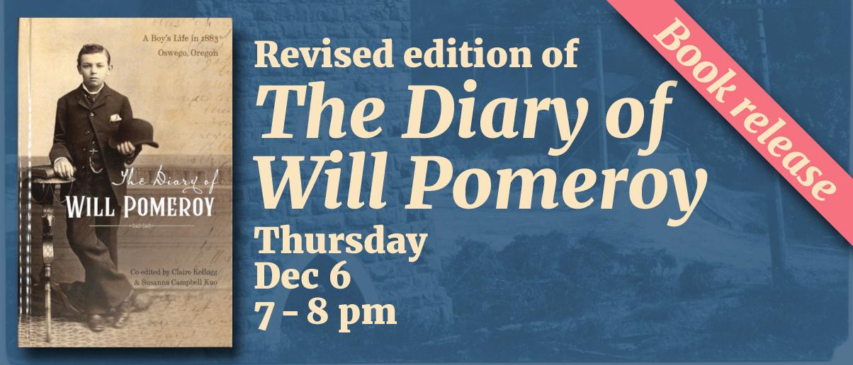 Will Pomeroy Diary