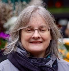 Author Karen Berkey Huntsberger