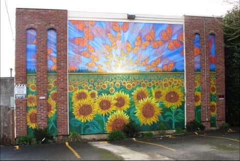 Monarca Sunrise, 2009