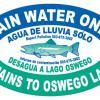 City of Lake Oswego-Oswego Lake Storm Drain Marker
