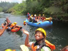 AWL Rafting