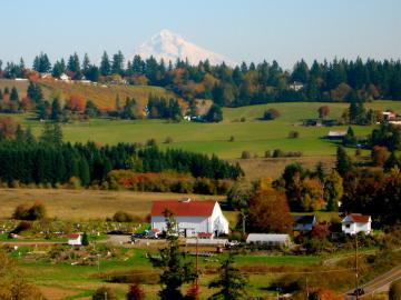 Luscher Farm Area