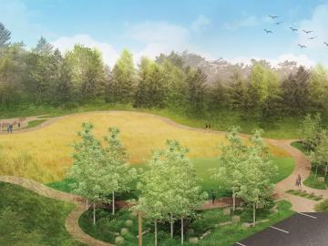 Woodmont Natural Park Project