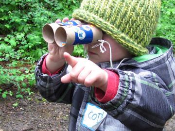 preschool nature walk city of lake oswego