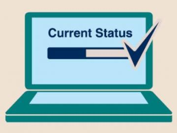 Check Status Online