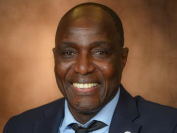 Councilor Massene Mboup
