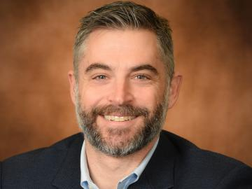Councilor Aaron Rapf