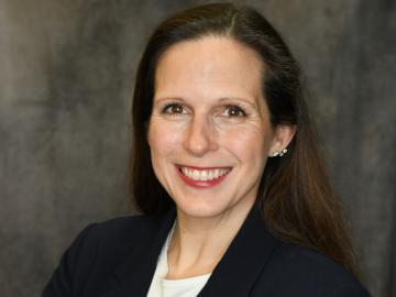 Councilor Rachel Verdick gray background