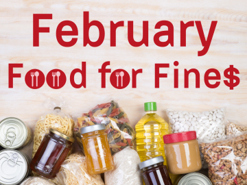 February Food for Fines