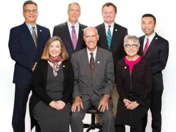 2019 City Council group