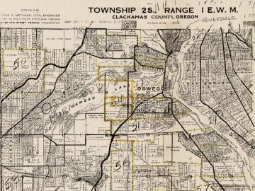Maps for Sale | City of Lake Oswego