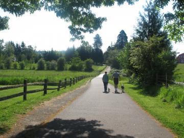 Stafford / Rosemont Trail