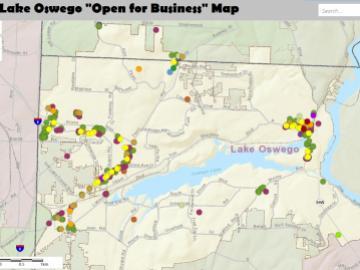 lake oswego oregon map Maps City Of Lake Oswego lake oswego oregon map