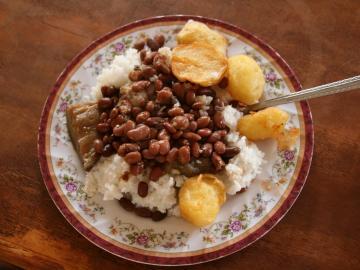 Rwandan Cooking