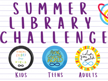 summer library challenge 2021
