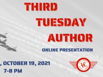 Third Tuesday Author: Angelica 'Angel' Pilato