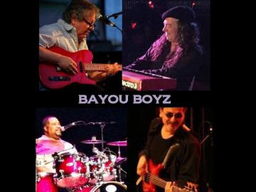 The Bayou Boyz will play their popular, foot-stomping mix of Louisiana blues, swamp pop, cajun, and funk at Lake Oswego's First Tuesday Music series, 7 p.m. Tuesday, Feb. 4.
