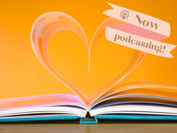 bookish affair podcast banner