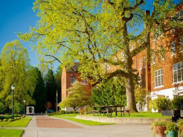 Marylhurst University by Justin Myers