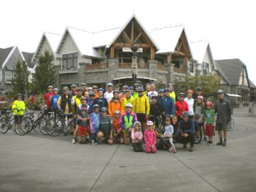 Lake Oswego Reads Bike Ride