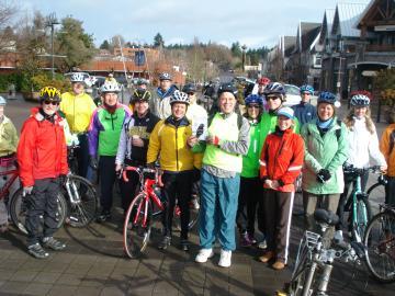 LO Reads Bike Ride 2012