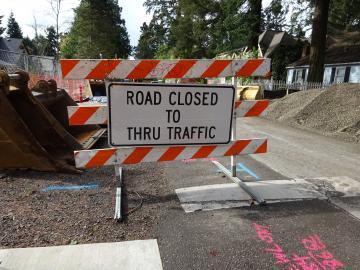 Traffic Control Permit | City of Lake Oswego